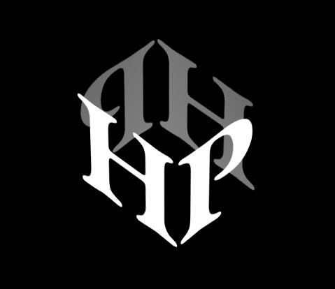 hp logo. HP logo